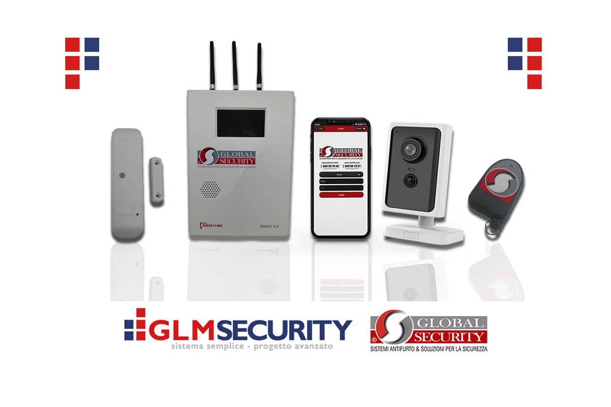 sistema di sicurezza per la casa, azienda, negozio, ufficio